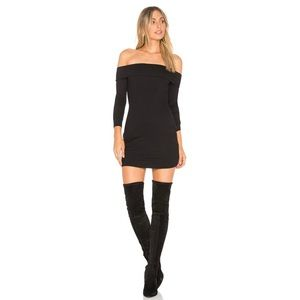 Privacy Please Silas Dress Black Size S NWT